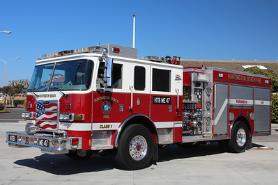 Huntington Beach Fire Dept
