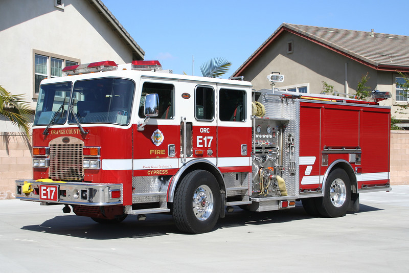 Orange County Engine 17