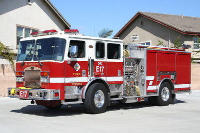 Orange County Fire Dept