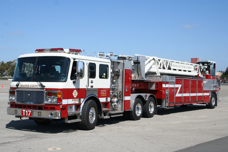 Orange County CA - Cypress Truck 17 - 2005 ALF/LTI 1500/300/100