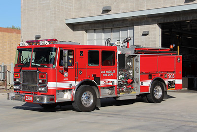 LA City Engine 205