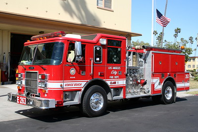 Los Angeles City Fire Dept