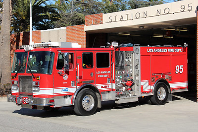 Los Angeles City Engine 95
