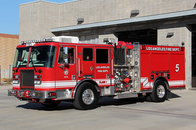 LA City Engine 5