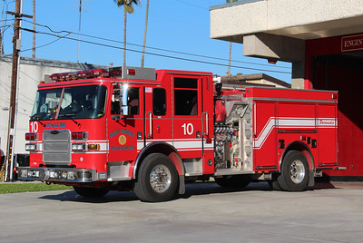 San Diego Engine 10