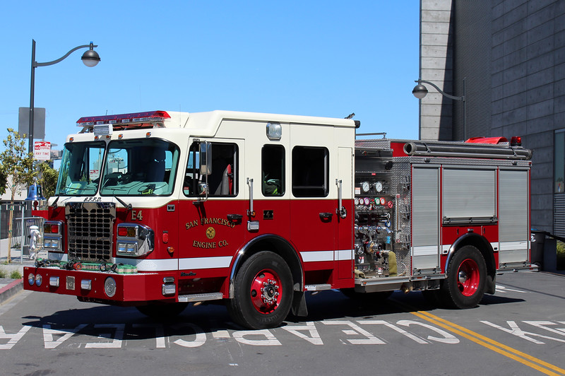 San Francisco Engine 4