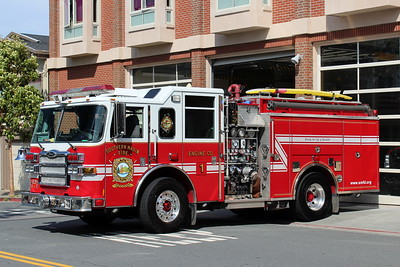 Southern Marin County Fire Department