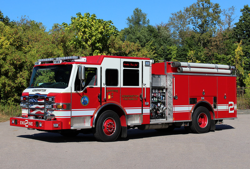 Kensington Engine 2