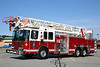 Griswold Conn - Jewett City Ladder 156 - 2002 HME / Smeal 2000/500/105' Aerial