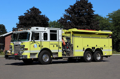 Tunxis Hose - Engine Tanker 5