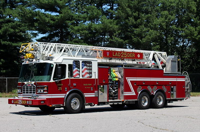 Gales Ferry Ladder 25