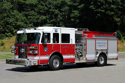 Mashantucket Pequot Engine 1