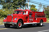 New Milford Conn - Northville Former Engine 2 - 1960s IHC R-190 / John Bean