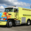 Newtown Conn - Botsford FD Tanker 557 - 2003 Mack / Twin Lights 400/3000
