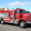 Newtown Conn - Sandy Hook Tanker 9 - 1986 Kenworth / E-One 2700 Gals.