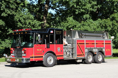 Long Ridge Engine 73