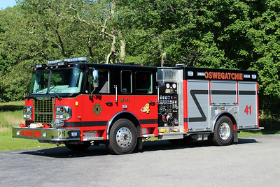 Oswegatchie Engine 41