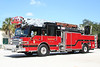 Dania Beach Florida Quint 93 - 2010 Pierce Velocity PUC 1500/500/75' Aerial<br /> (1 of 2, Now BCSOFR)