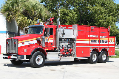 Broward County Fire Rescue (BSO)