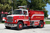 "Port Everglades Florida Foam Truck 6 - 1982 Ford LN8000/Quality<br /> ""Enuff"" Broward County Sheriff Fire Rescue."