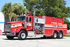 Port Everglades Florida Chemical 6 - 2006 Kenworth/Pierce 2000/500/1000F/3000lb Dry Chemical. Broward County Sheriff Fire Rescue.