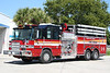Port Everglades Florida Engine 6 - 2011 Pierce Quantum 3000/500/1800F<br /> Broward County Fire Rescue