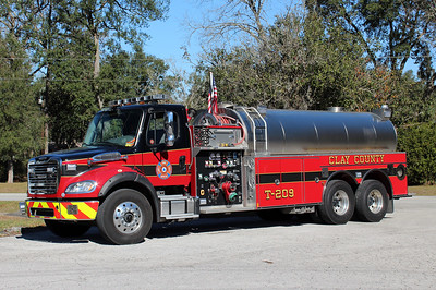 Clay County Tender 209