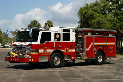 Clearwater Engine 45
