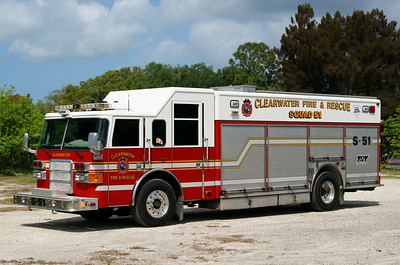 Clearwater Reserve Squad 51