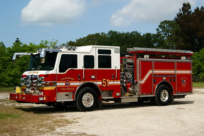 Clearwater Engine 51