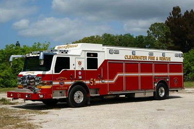 Clearwater Squad 51