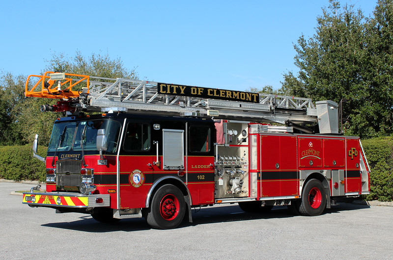 Clermont Ladder 102