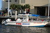 Fort Lauderdale Florida - Fire Boat - McKee Craft