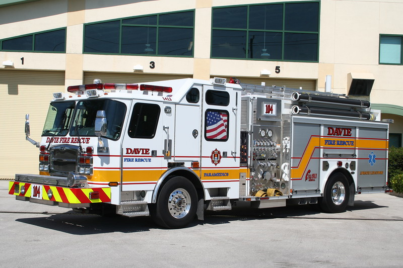 Davie Engine 104