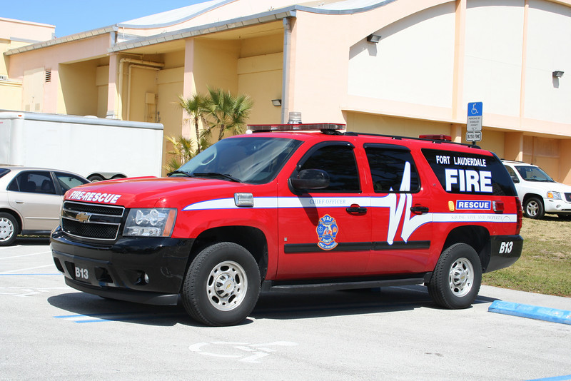 Ft Lauderdale Florida Battalion 13 - Chevy Suburban