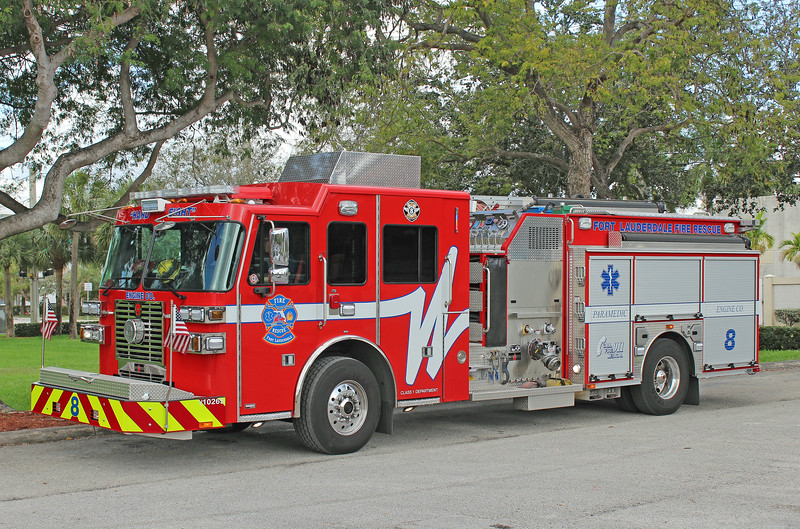 Fort Lauderdale Engine 8