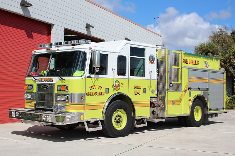 Greenacres Engine 94