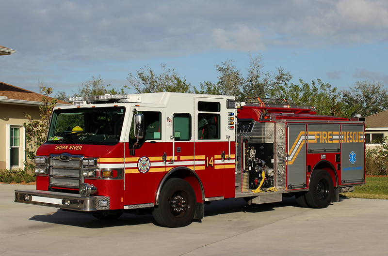 Indian River Co Engine 14