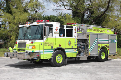 Miami Dade County Engine 7