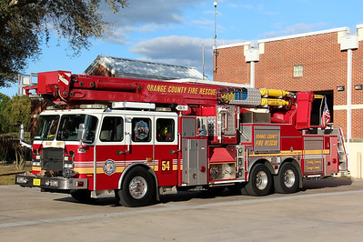 Orange County Fire Department