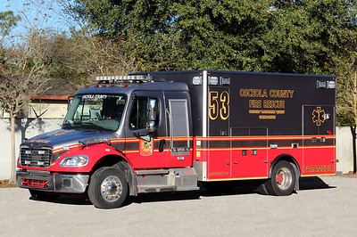 Osceola County Rescue 53