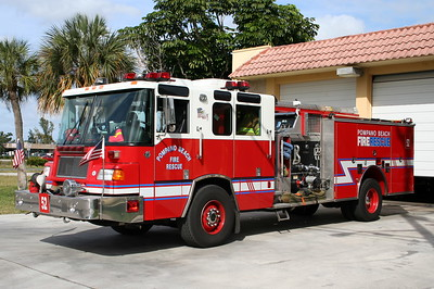 Pompano Beach Fire Rescue