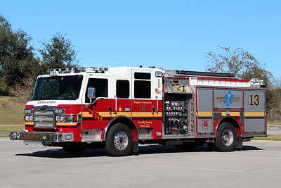 Seminole County Engine 13