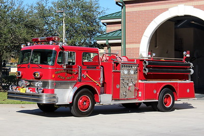 Seminole County Engine 5 (Retired)
