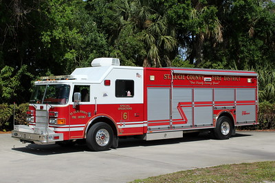St Lucie County Squad 6