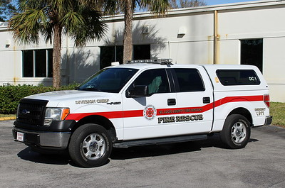 St Lucie Division Chief 1
