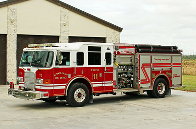St Lucie County Engine 11
