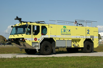 St Petersburg Clearwater International Airport Fire Rescue