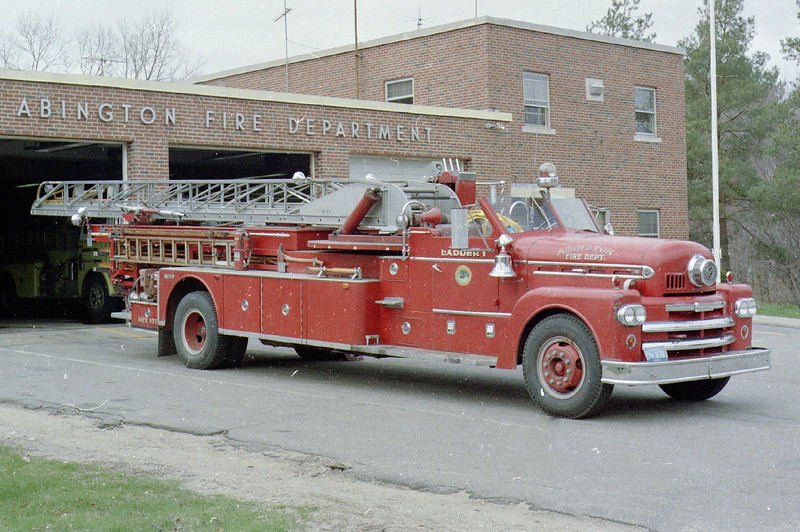 Abington Former Ladder 1