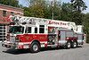 Acton Mass Ladder 28 - 2009 Pierce Arrow XT 2000/300/105' Aerial
